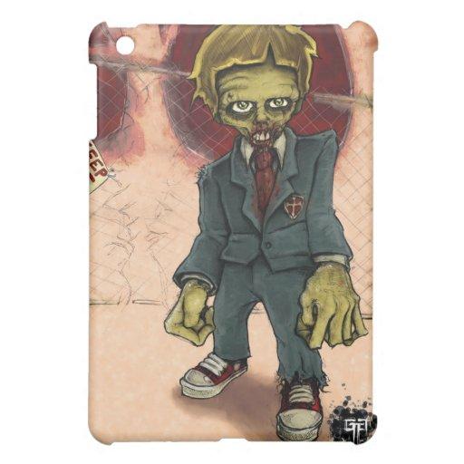 zombie-boy case for the iPad mini