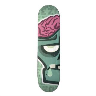 Zombie Brains 21.6 Cm Skateboard Deck