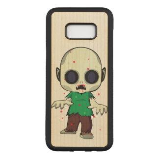 Zombie Brat Carved Samsung Galaxy S8+ Case