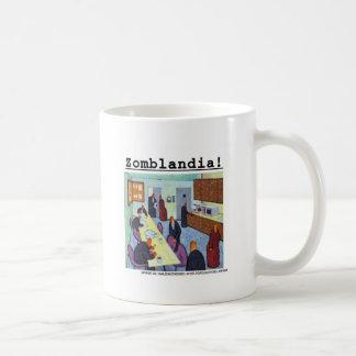 Zombie Breakroom II Gifts Basic White Mug