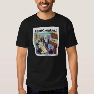 Zombie Breakroom II Gifts Shirts