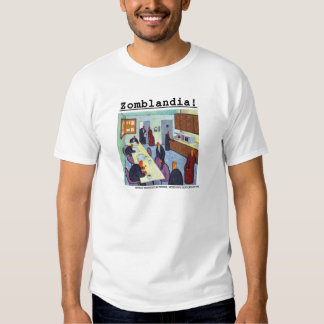 Zombie Breakroom II Gifts T Shirts