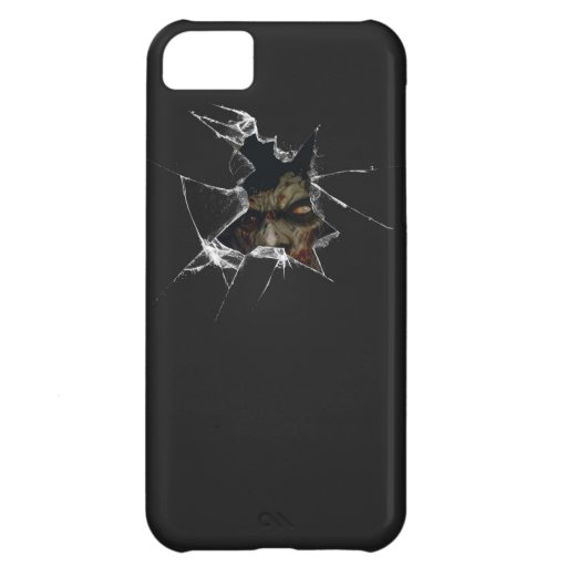 zombie broken iphone case cover for iPhone 5C
