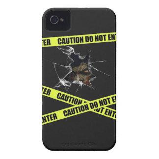 zombie broken iphone case iPhone 4 case