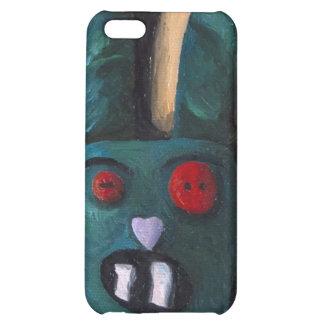 Zombie Bunny Retake iPhone 5C Case