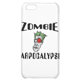 Zombie Carpocalypse iPhone 5C Cases