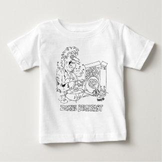 Zombie Cartoon Tee Shirt
