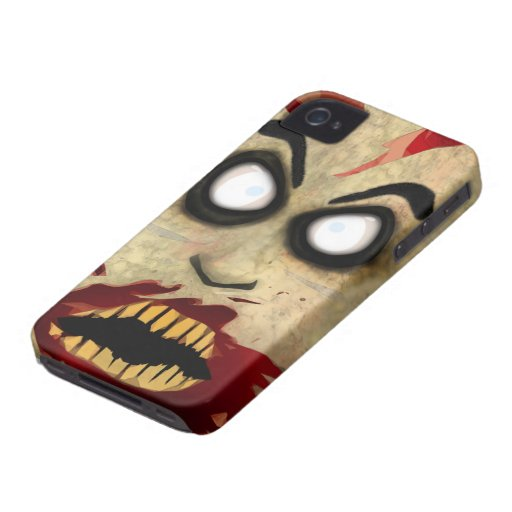 Zombie Case-Mate Blackberry Case