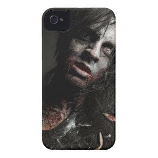 Zombie case (blackberry) Case-Mate iPhone 4 case