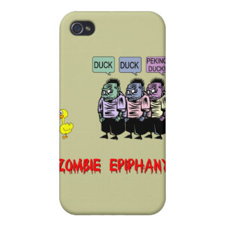 Zombie Case For iPhone 4