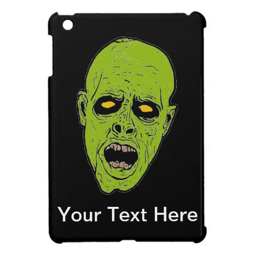 Zombie Case to Customize iPad Mini Cover