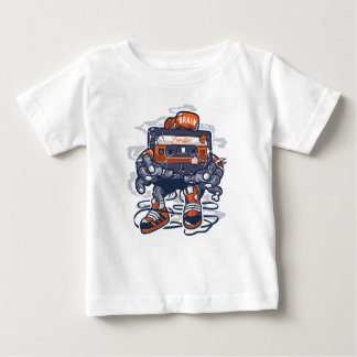 Zombie Cassette Baby's T-Shirt