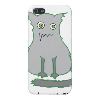 Zombie Cat iPhone iPhone 5/5S Case