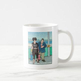 Zombie CFO AND Mail Order Bride Basic White Mug