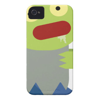Zombie Chase iPhone 4 Cases
