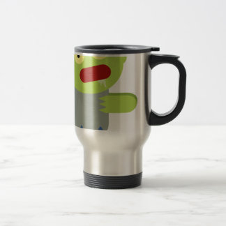 Zombie Chase Travel Mug