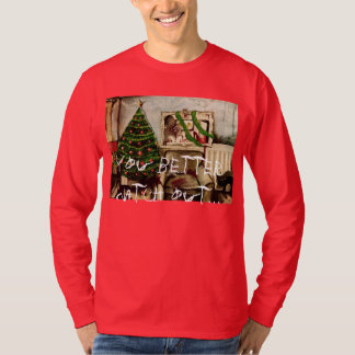 Zombie Christmas ugly jumper T Shirt