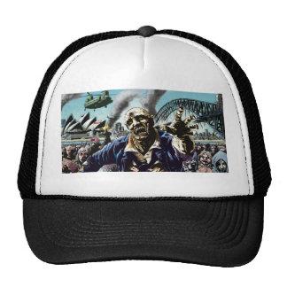Zombie Cities: Sydney Zombies Trucker Cap