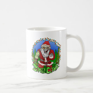 Zombie Claus Coffee Mug