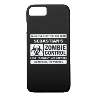 Zombie Control iPhone 7 Case