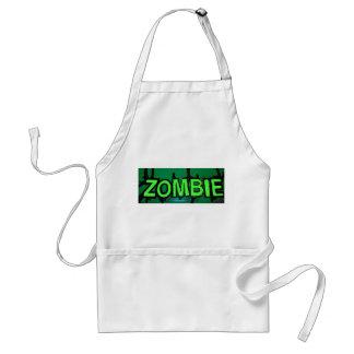 Zombie Cook Standard Apron