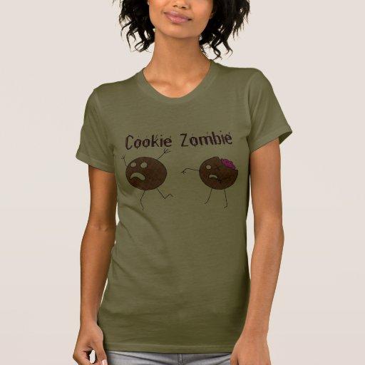 Zombie Cookie Tee Shirt
