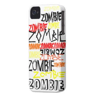 ZOMBIE CRAZE iPhone 4 Case-Mate CASE