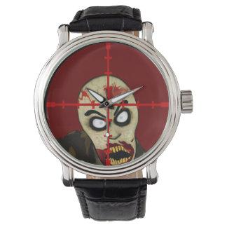 Zombie Crosshairs Watch