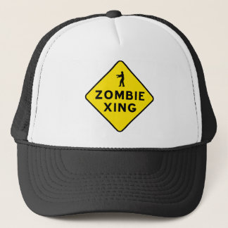 Zombie Crossing Cap