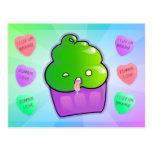 Zombie Cupcake Postcards