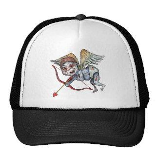 Zombie Cupid Trucker Hats