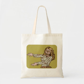 Zombie Cutie Tote Budget Tote Bag