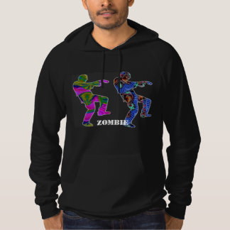 ZOMBIE Dance :  Hoodie Hooded Sweatshirt