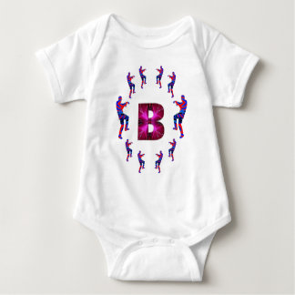 ZOMBIE Dancing with Alphabets : A to Z Infant Creeper