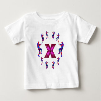 ZOMBIE Dancing with Alphabets : A to Z Tshirts