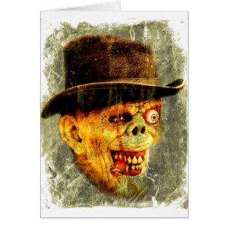 Zombie Dapper Gent Dead Card