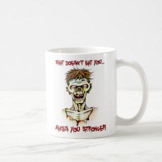 Zombie, DeadBeat Distortions Coffee Mug
