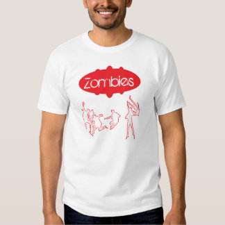 Zombie Defender T-shirts