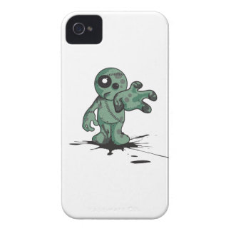 Zombie Doll iPhone 4 Cases