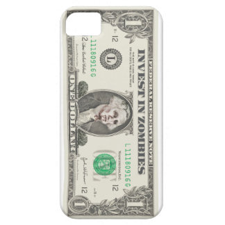 Zombie Dollar Phone Case iPhone 5 Cover