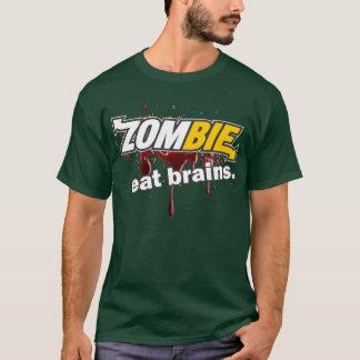 Zombie - Eat Brains T-Shirt
