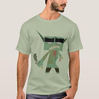 zombie elf basic t-shirt