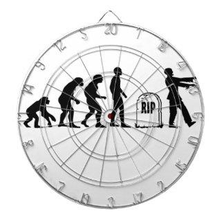 ZOMBIE EVOLUTION DARTBOARD
