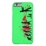 zombie evolution iPhone 6 case Barely There iPhone 6 Case