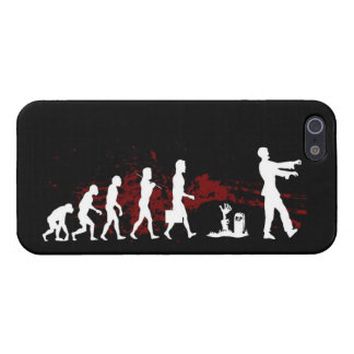 zombie evolution iphone case iPhone 5/5S covers
