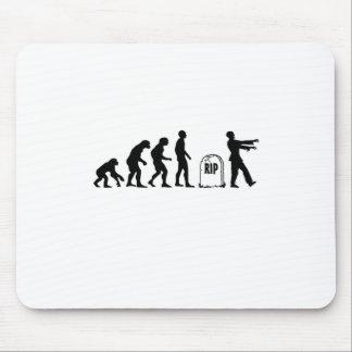 ZOMBIE EVOLUTION MOUSE PAD