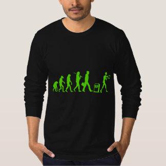 Zombie Evolution Shirts