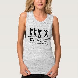 Zombie Exercise Singlet