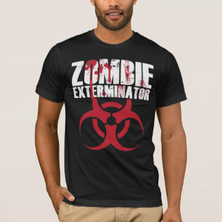 Zombie Exterminator T-Shirt