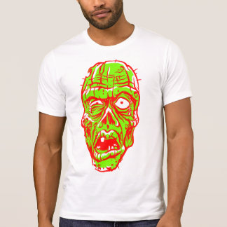 Zombie Face #500 T Shirts